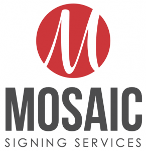 Mosaic Signing Services
