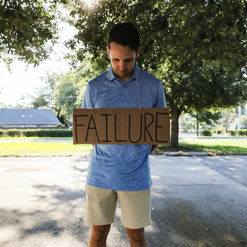 PG failure jeff russell